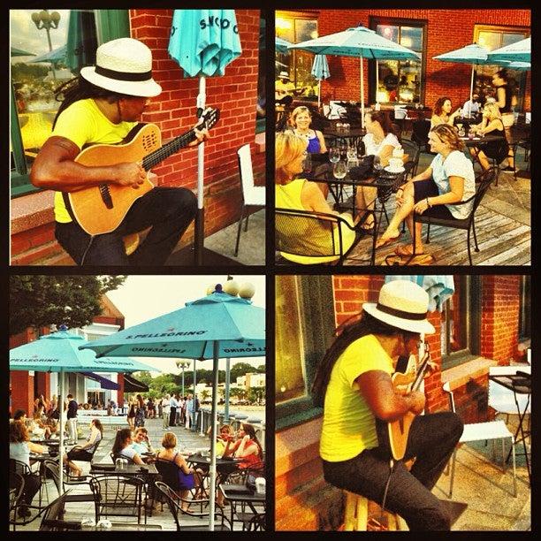 Moja Restaurant,asian,bar,outdoor seating,sake,sangria,south american