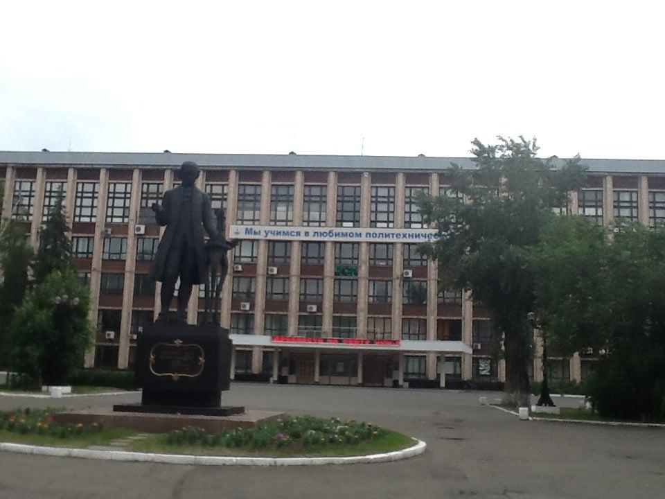 Алтайский государственный технический университет им. И.И. Ползунова фото 2