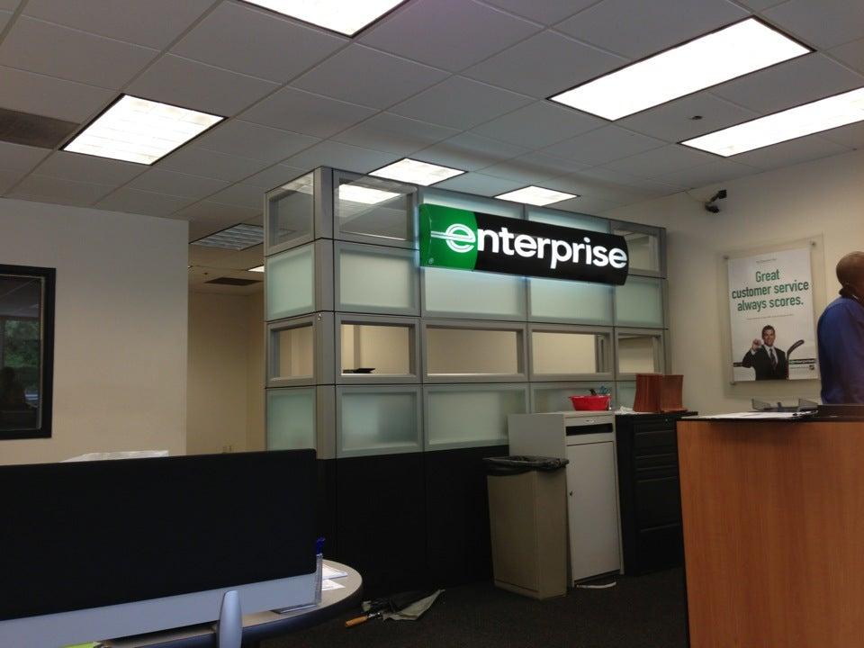 Enterprise Rent-A-Car,