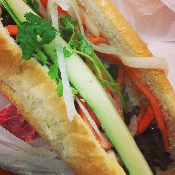 163 Vietnam Sandwich,bahn mi