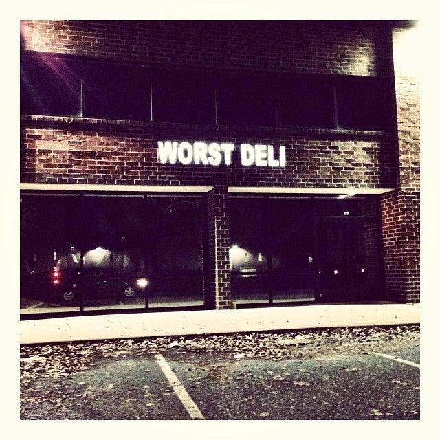 Worst Deli,