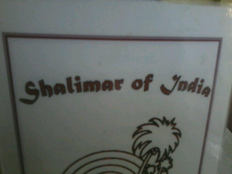 Shalimar of India,