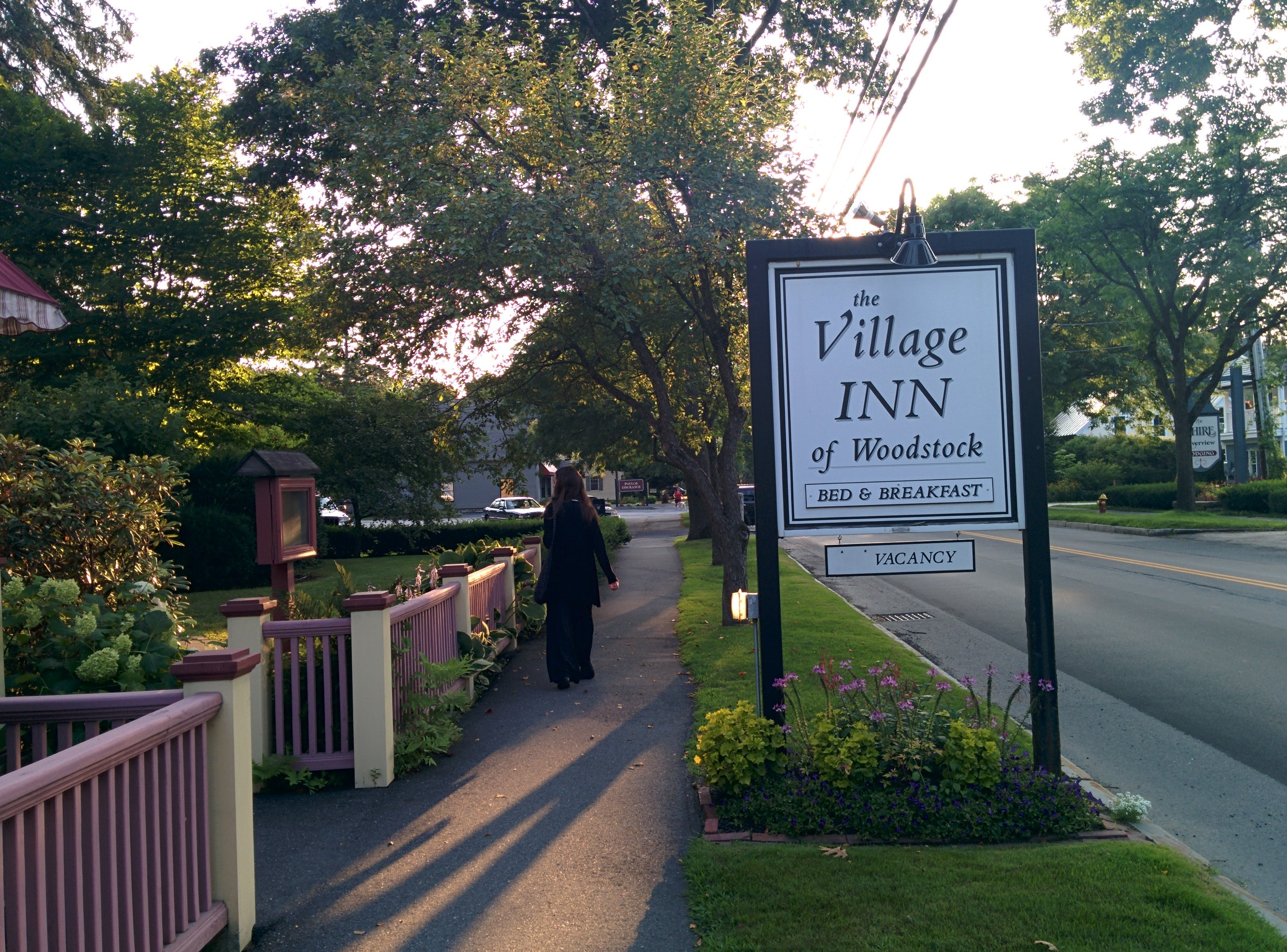 The Village Inn of Woodstock,bed and breakfast,inn,lodging