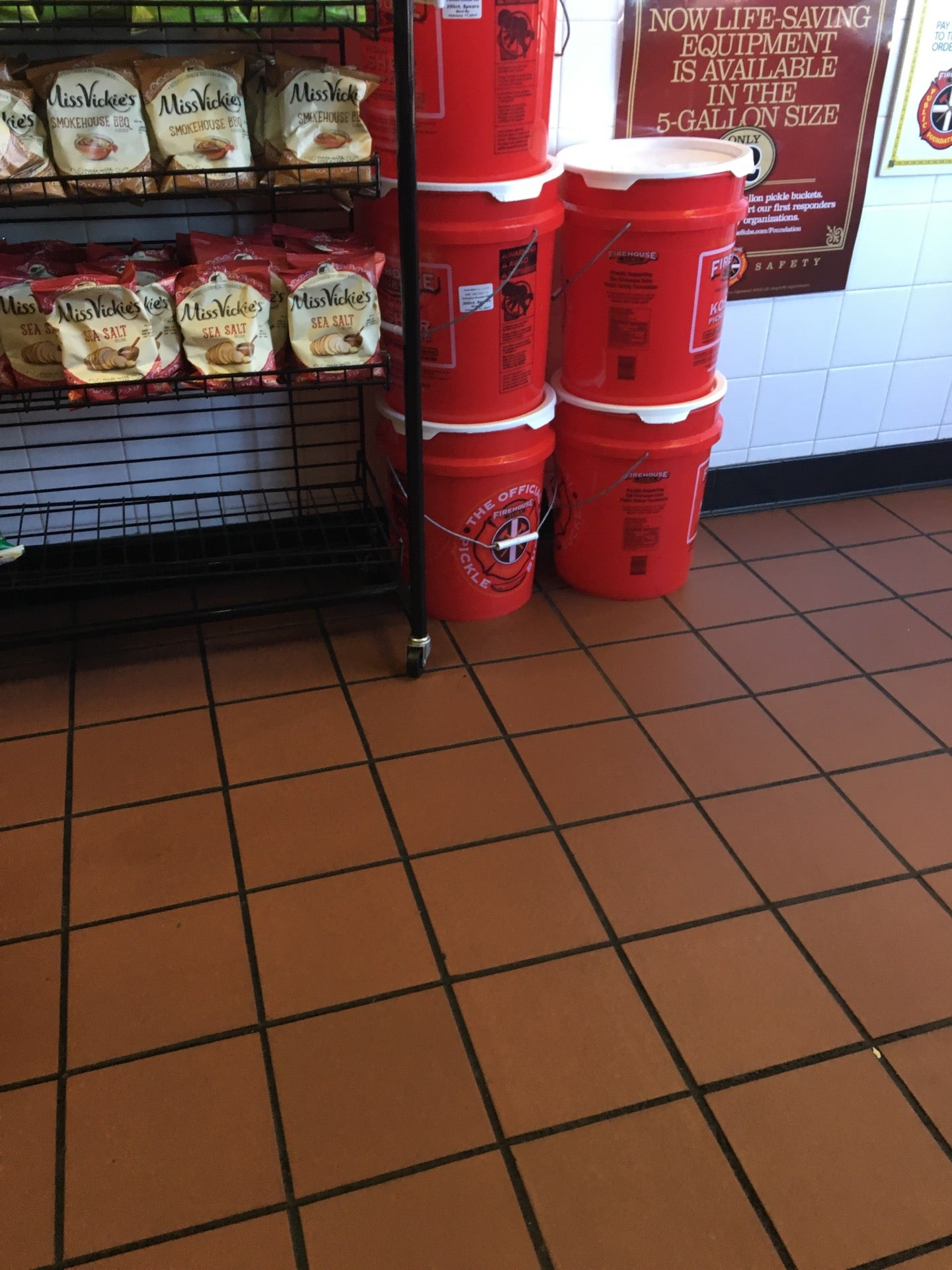FIREHOUSE SUBS,