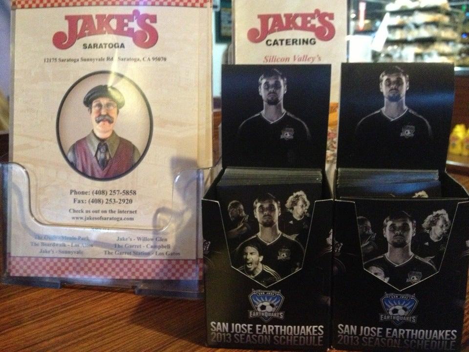 Jake's of Saratoga