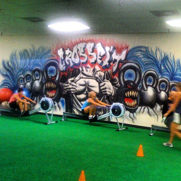 CROSSFIT THOROUGHBREDS,