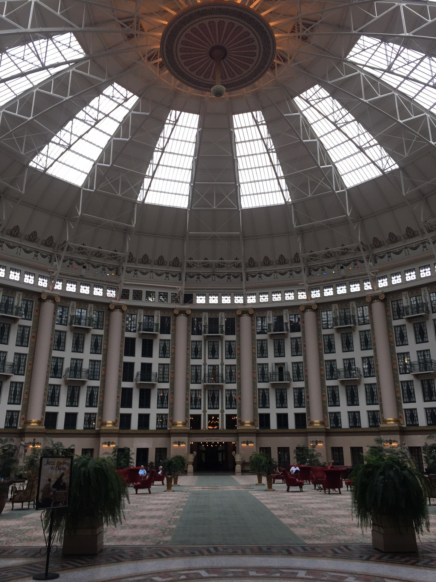 West Baden Springs Hotel,casino,dome,golf,hotel,resort,spa