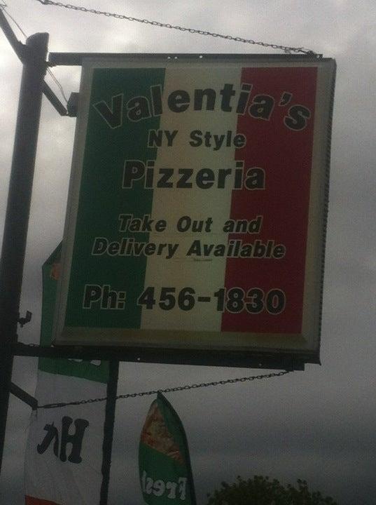 Valentia Pizzeria,
