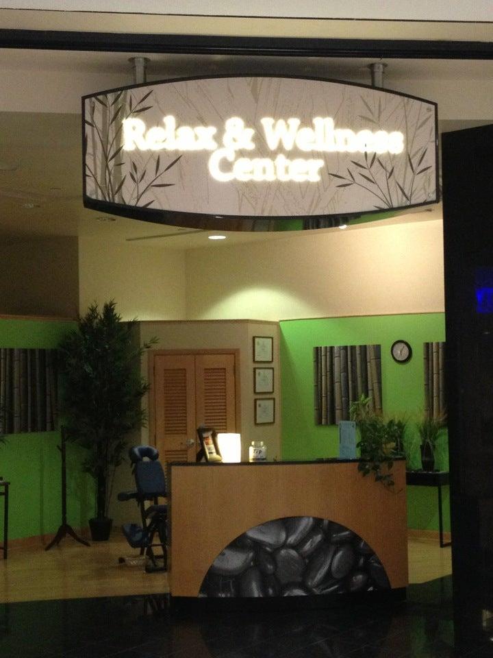 Relax & Wellness Center,
