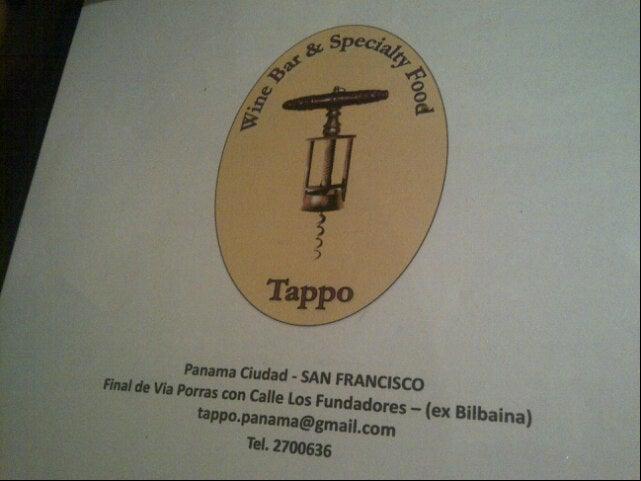 Tappo Wine Bar