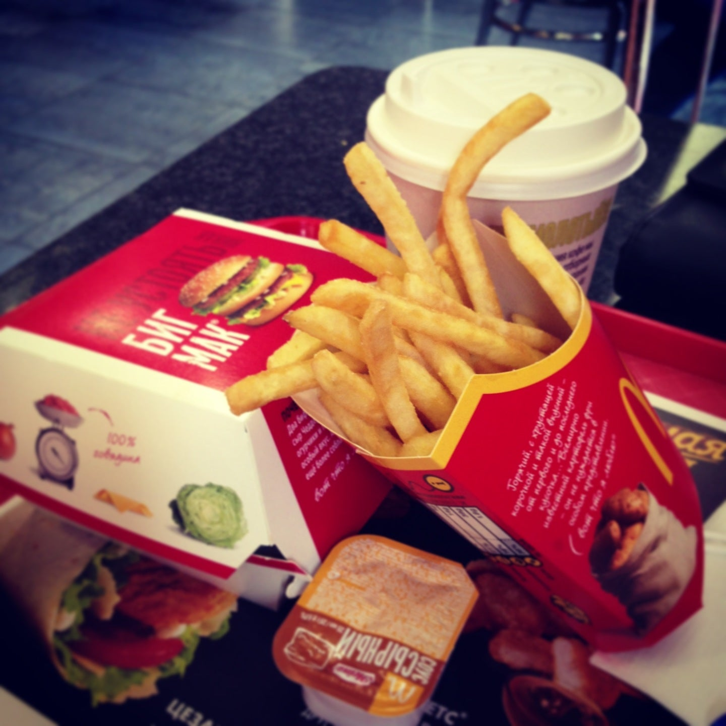 mcdonalds consumer buying Mcdonald's is a global company, but about 70 percent of its revenue, which normally tops $20 billion annually, comes from restaurants in australia, canada, china, france, germany, japan, the.