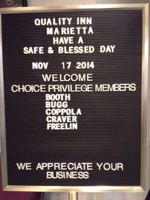 Quality Inn Marietta,