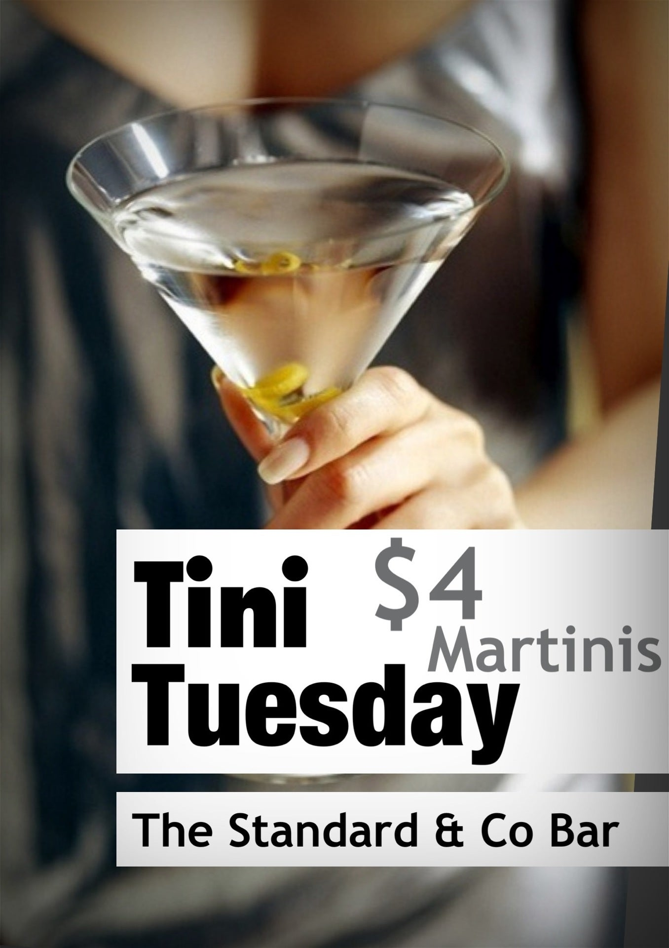 TOP HAT CLUB,martinis
