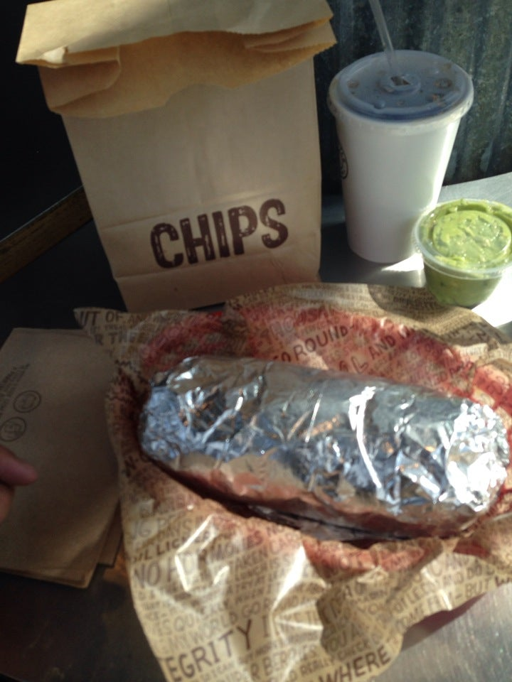 Chipotle Mexican Grill,duplicate,vegetarian