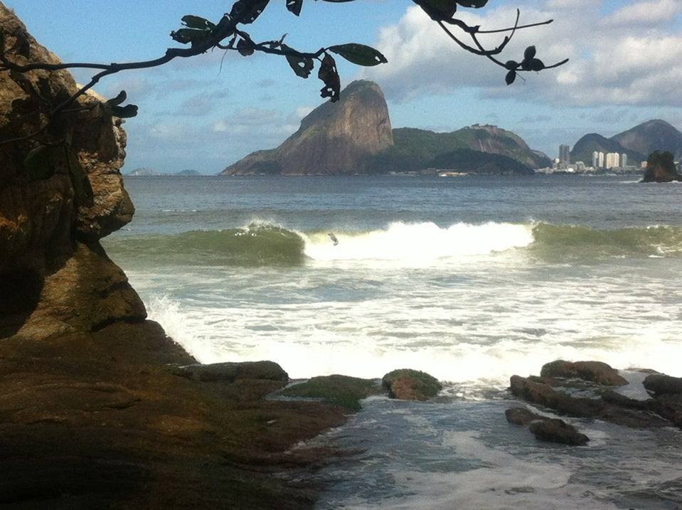 Praia de Itapuca
