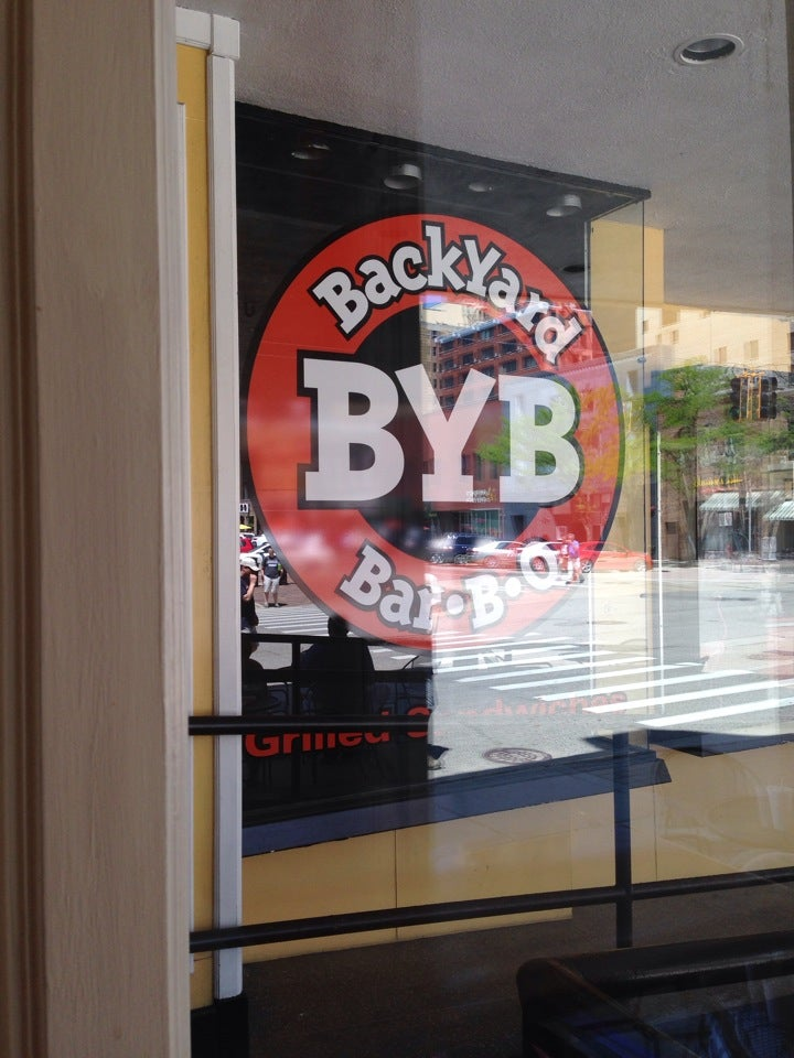 Backyard Bar-B-Q,