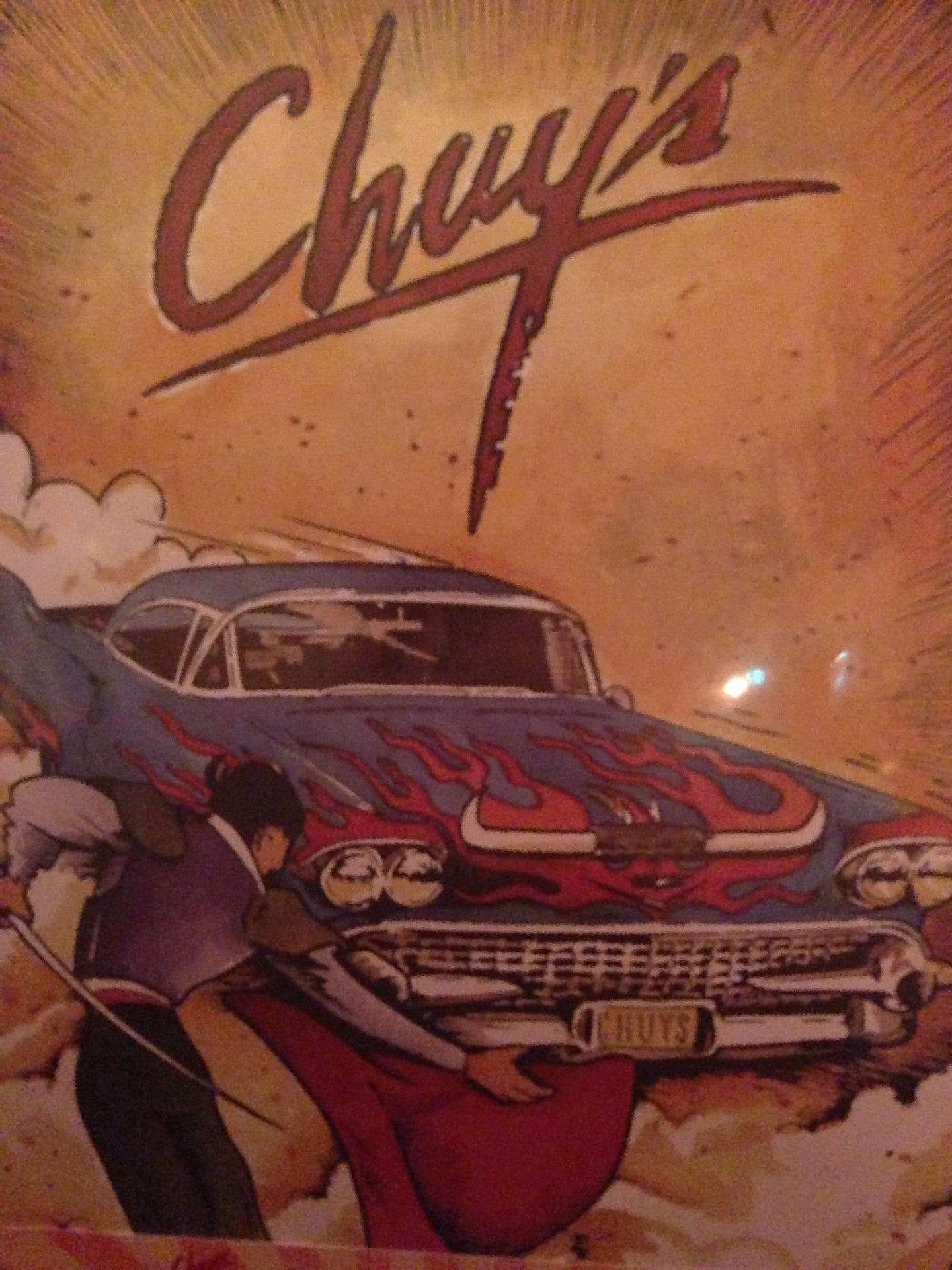 Chuy's,