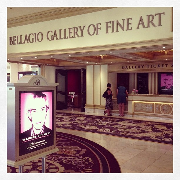 The Bellagio Gallery of Fine Art