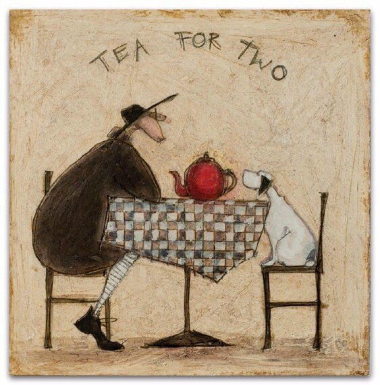 Ночи, пойдем чай пить открытки