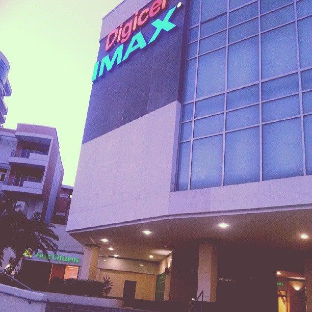 Digicel IMAX Theatre