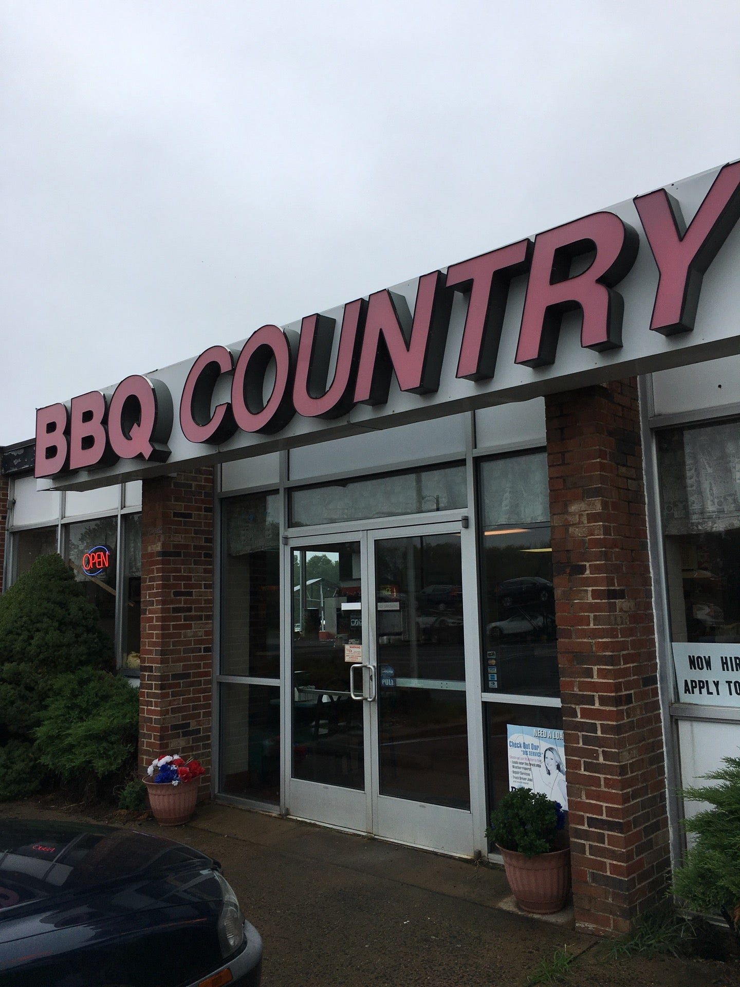 Barbeque Country,