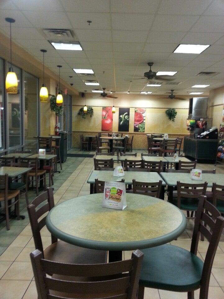 Subway Sandwiches,