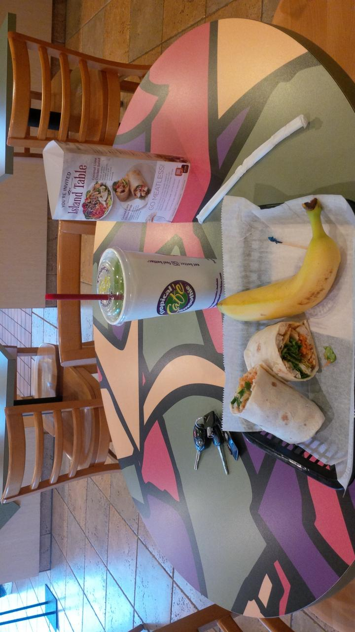 TROPICAL SMOOTHIE CAFE,sandwiches,smoothies,wraps