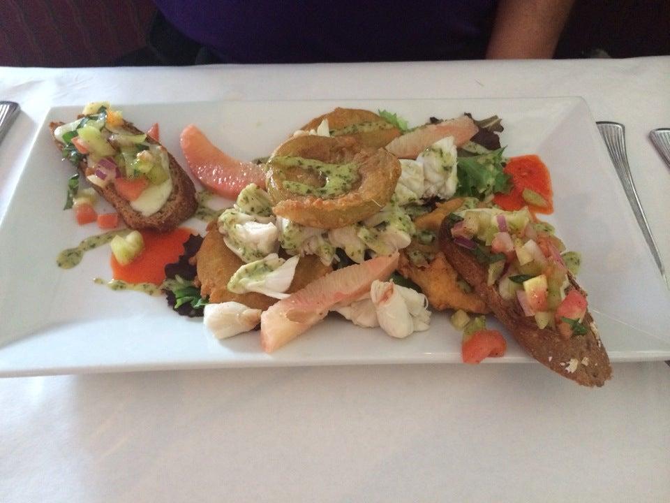 Callaro's Steak House,seafood