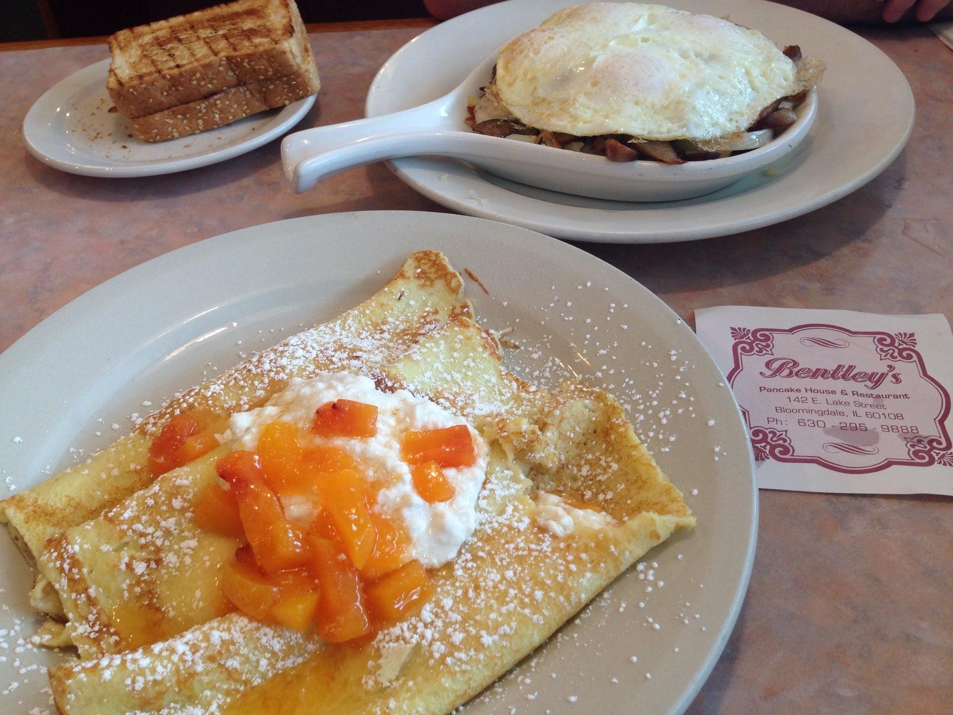 Bently's Pancake House,brunch,diner