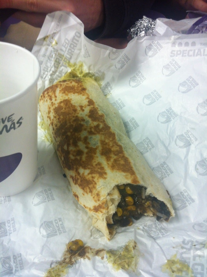 TACO BELL,campus,fast food,mexican,south campus,south campus|tacos|campus|mexican|fast food,tacos
