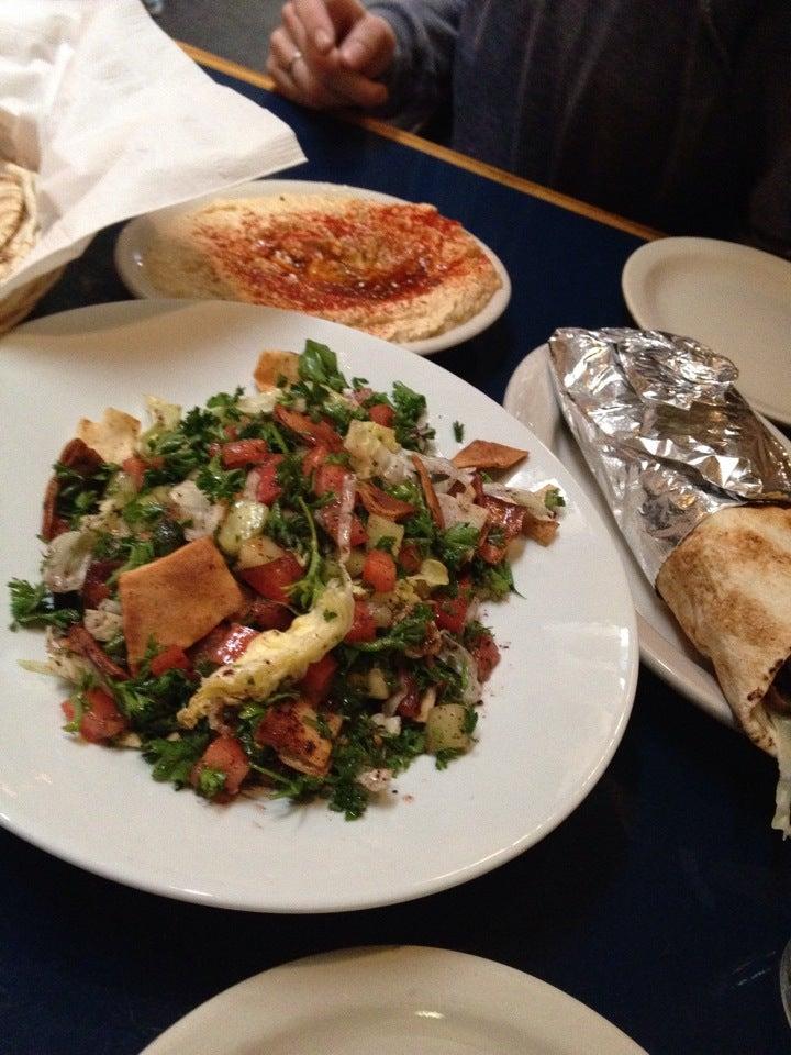 Ali Baba Restaurant,