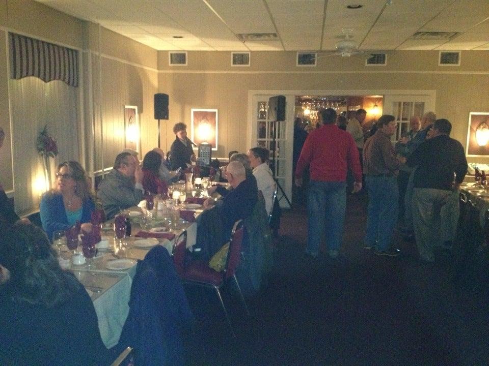 Tony Boffa's Restaurant,