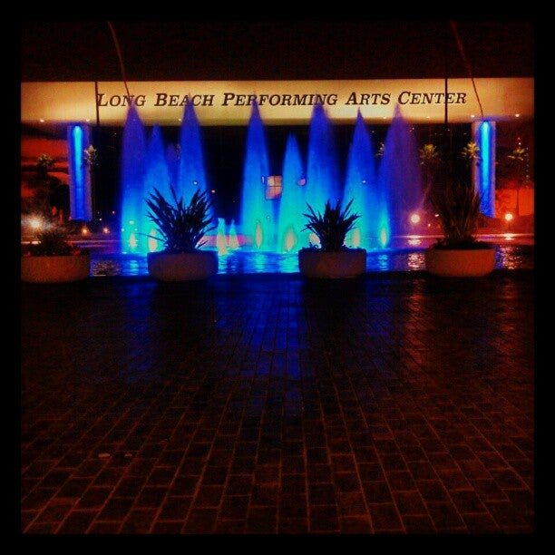 Terrace Theater  E Ocean Blvd Long Beach Ca