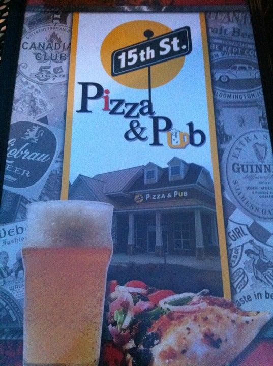 15th St Pizza & Pub,