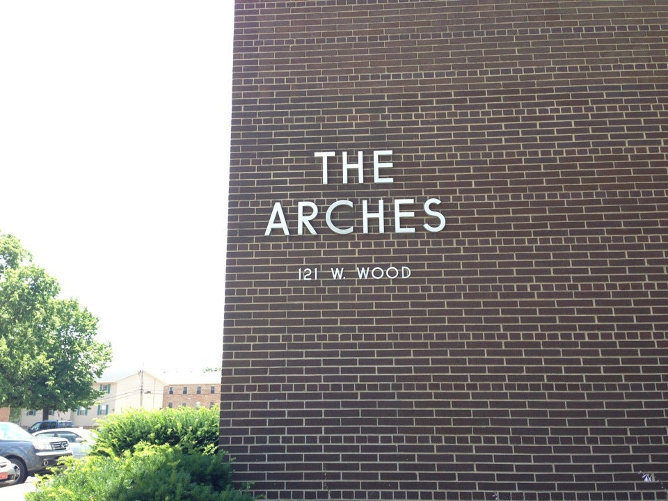 Arches Apartments,arches