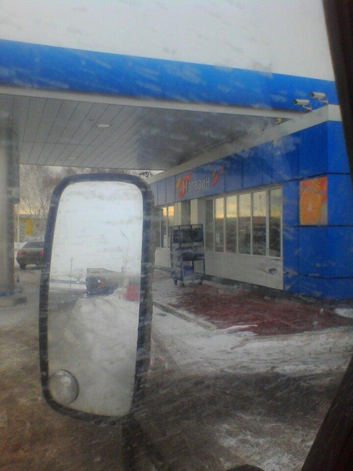АЗС Газпромнефть фото 3