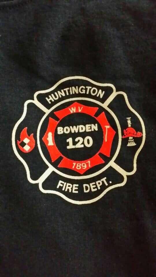 A great night of fund raising for Huntington Firefighter Wes Bowden