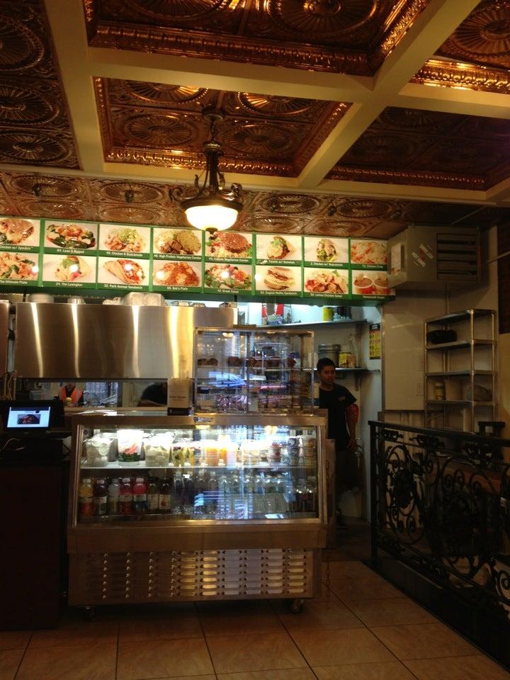 Nature Works Restaurant,