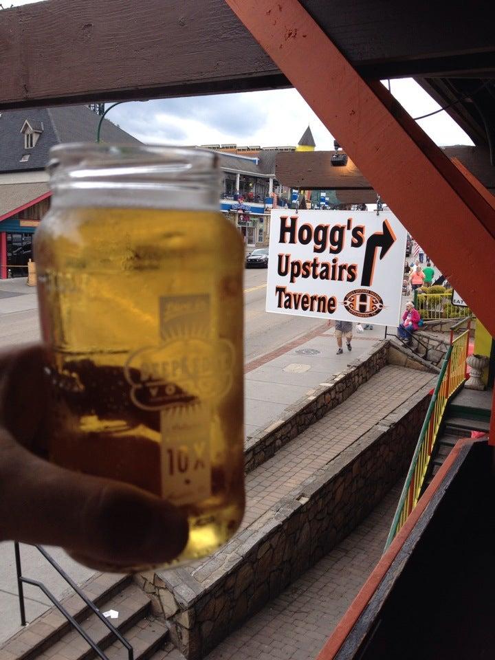 Hogs & Honeys Saloon,
