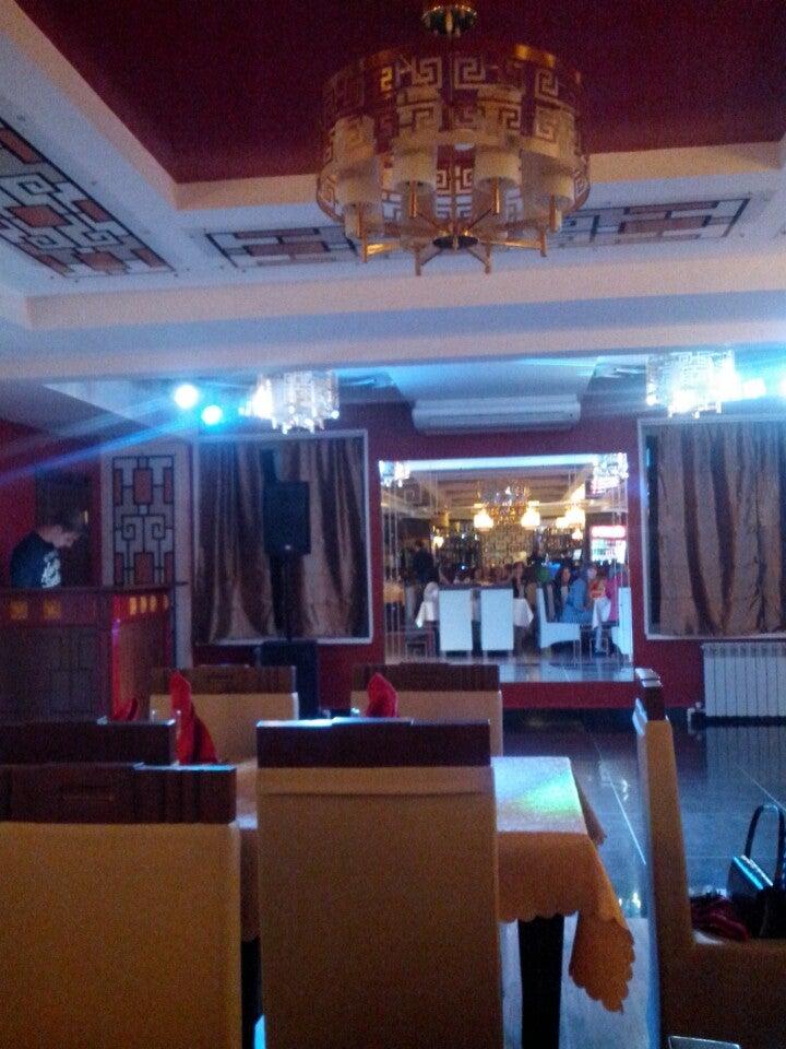ЮИ ресторан китайской кухни Хабаровск отзывы в