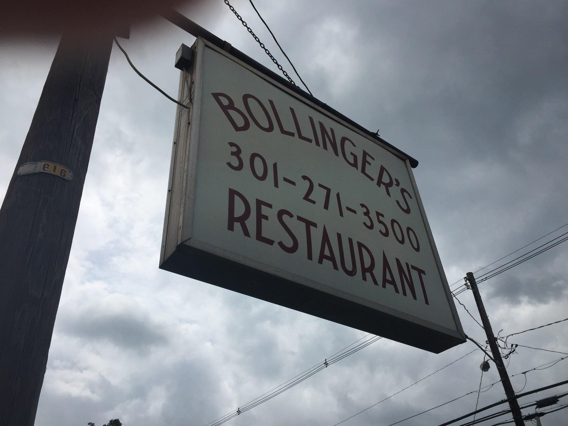 Bollinger's Restaurant,