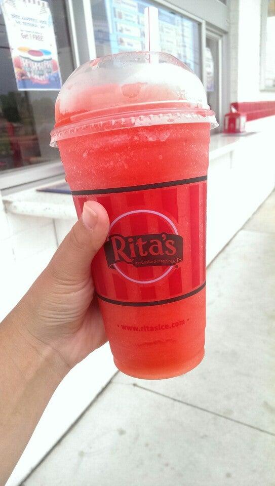 Rita's,