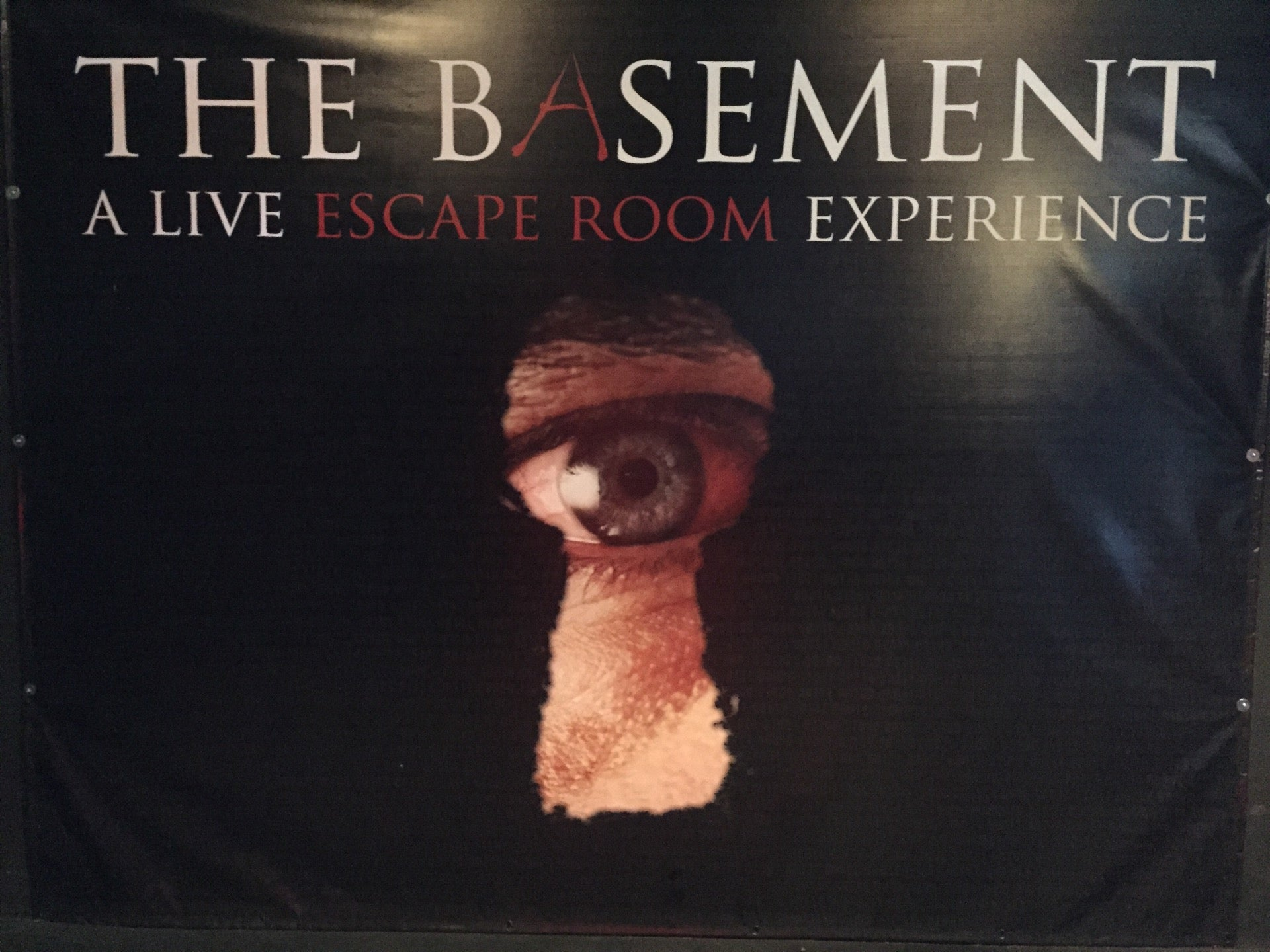The basement a live escape room experience los angeles tickets schedule seating charts for The basement a live escape room experience events