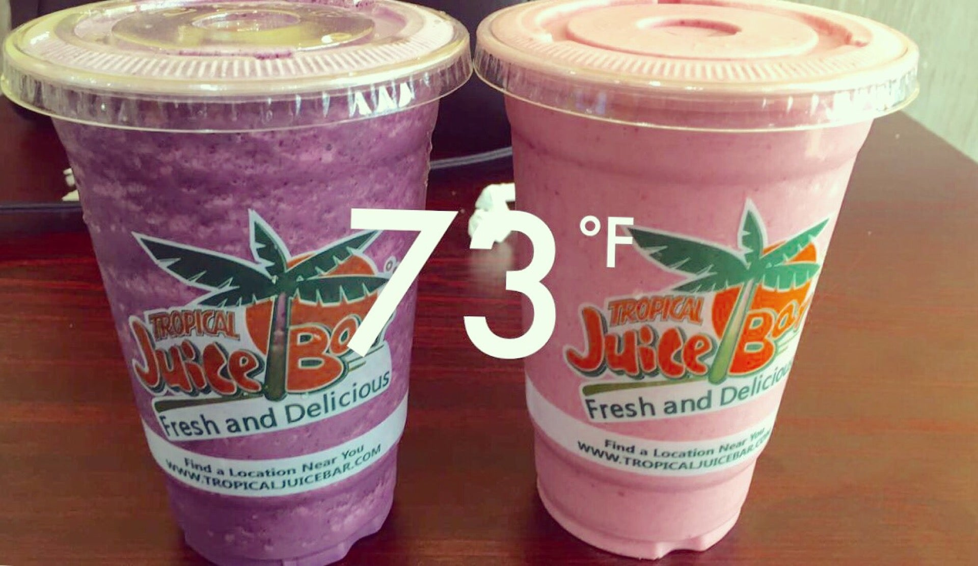 Tropical Juice Bar,