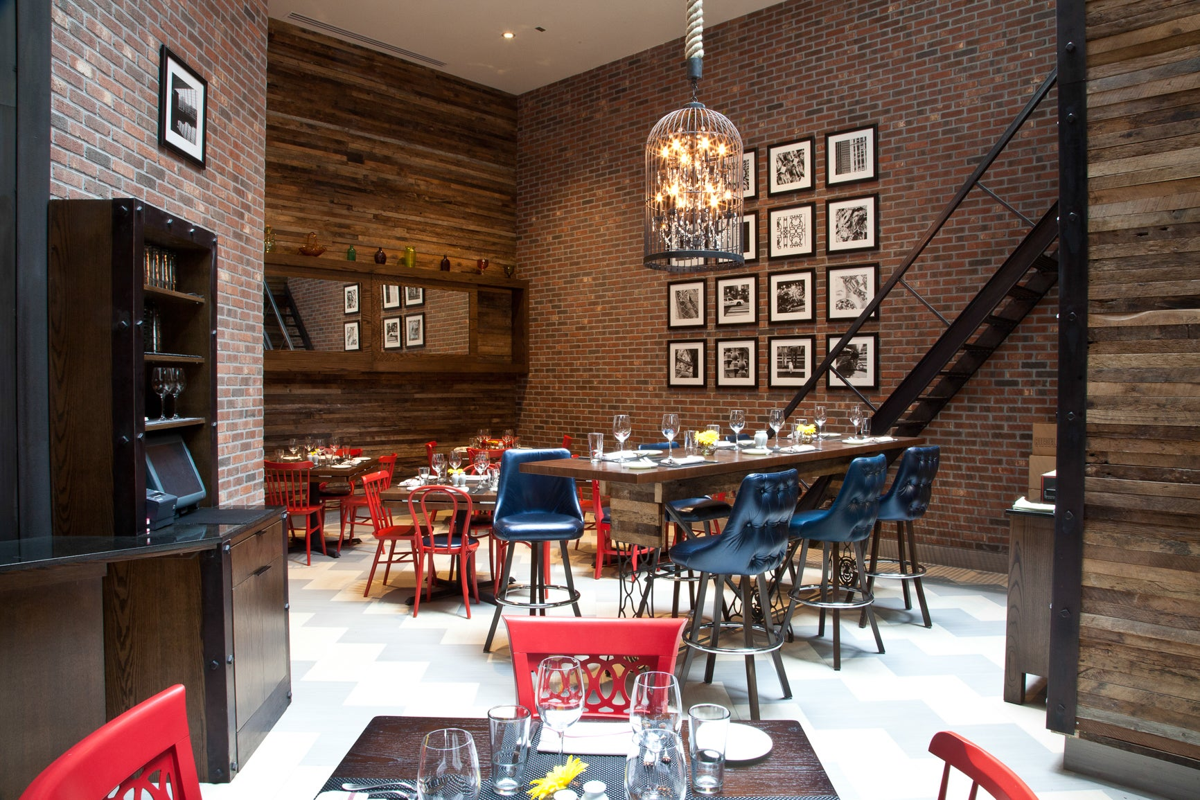 Fabrick Restaurant,