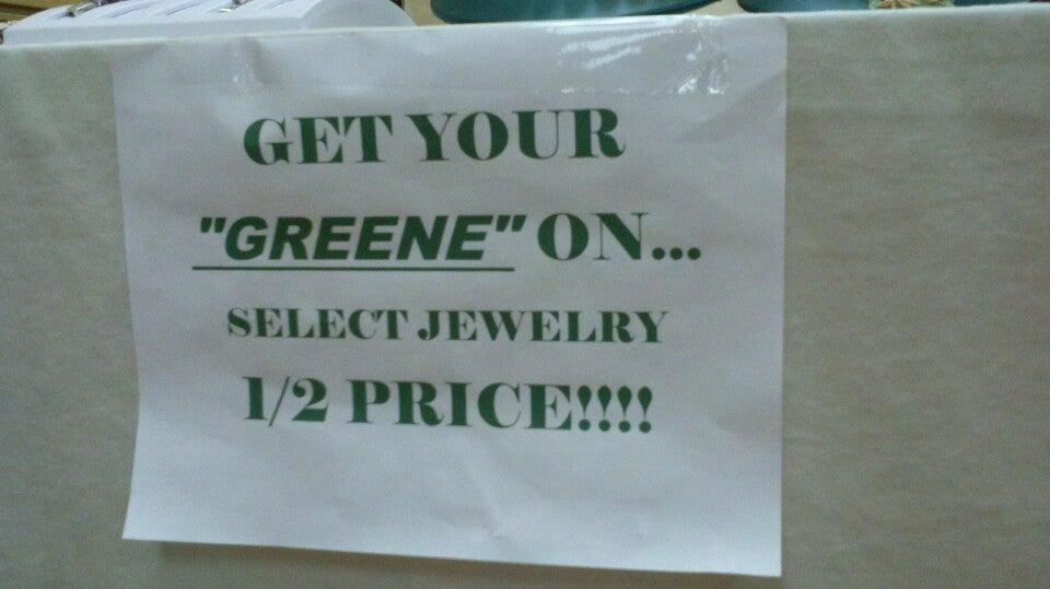 Greene's Jewelers,