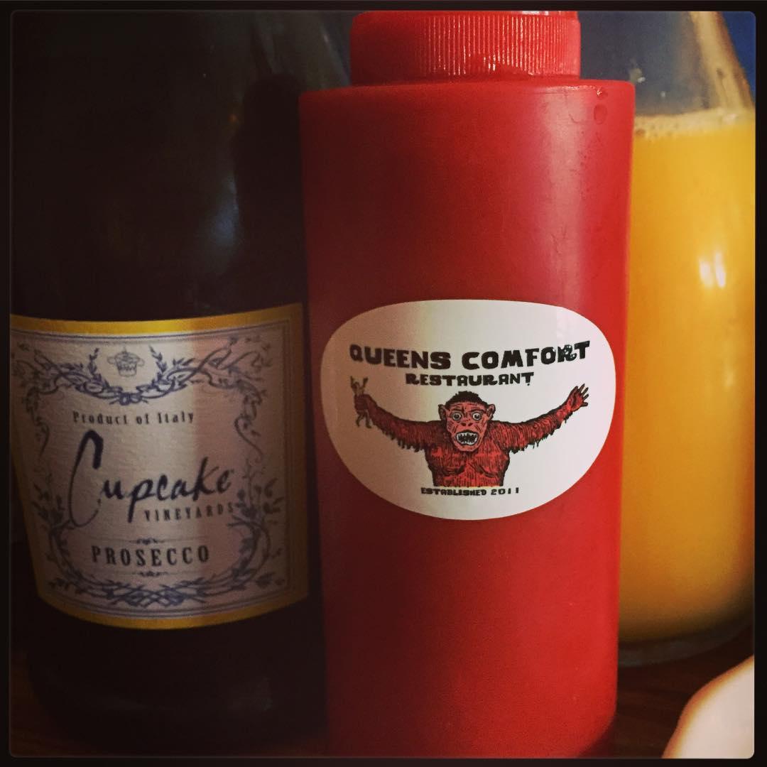 Queens Comfort,american,comfort food,southern