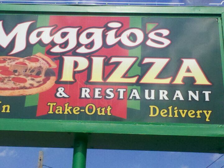 MAGGIO'S PIZZA,