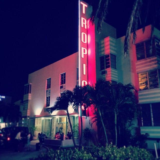 Tropics Hotel,