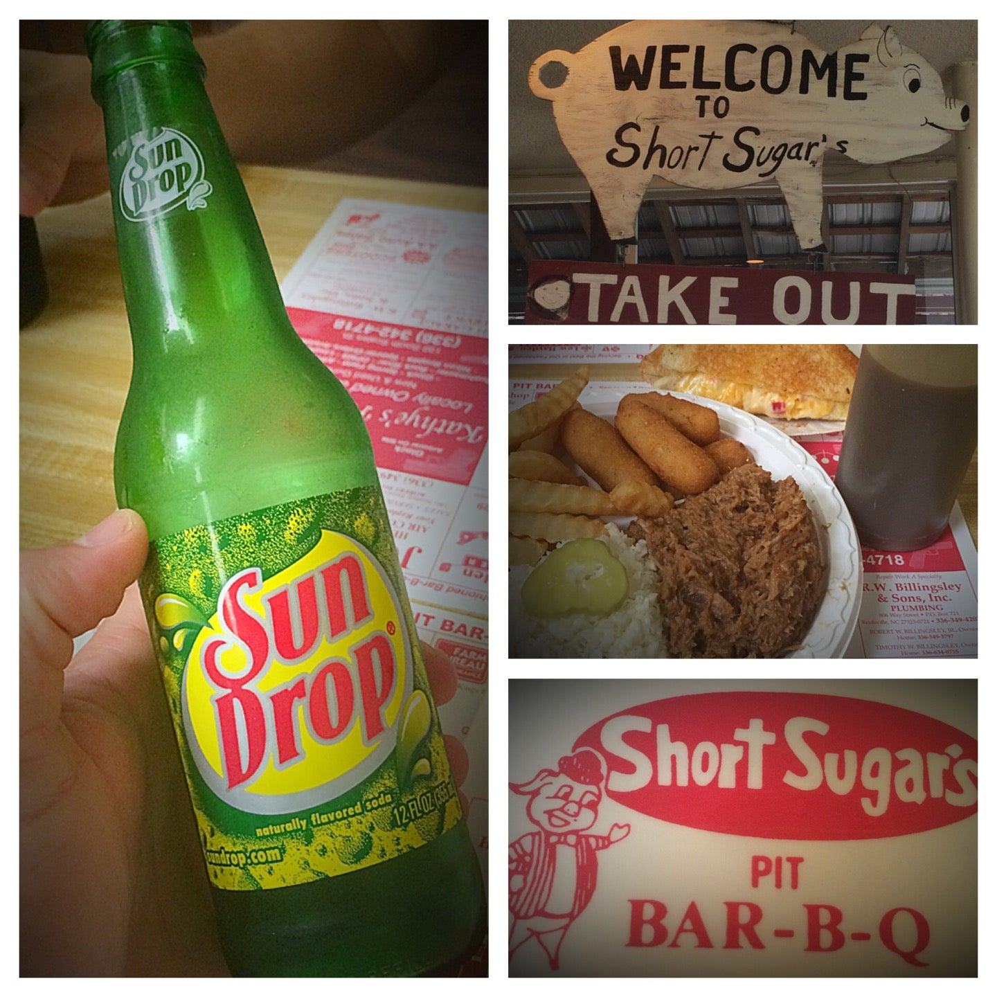 Short Sugars Drive In,